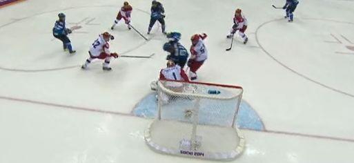 хоккей в сочи - россия финляндия